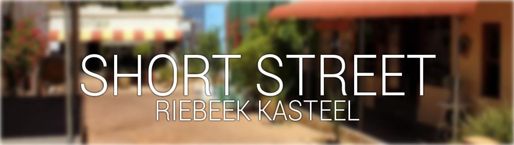Short Street, Riebeek