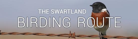 Swartland Birding Route