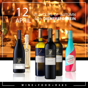 Diemersfontein Wine Tasting and Pairing