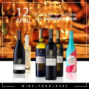 Diemersfontein Wine Tasting and Pairing