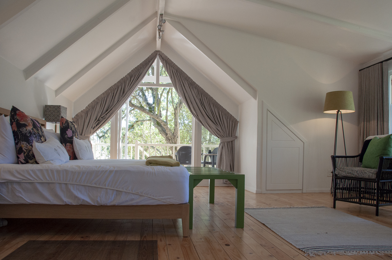 Self-catering farm stay in the Cape WInelands near Riebeek and Cape Town